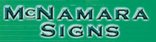 McNamara Signs